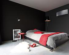 Kälteanlage-Schlafzimmer